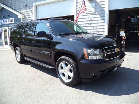 2014 Chevrolet Suburban for sale in Kingston, NH