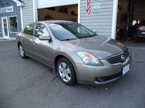 2007 Nissan Altima for sale in Kingston, NH