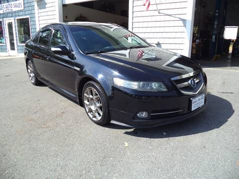 2008 Acura TL for sale in Kingston, NH