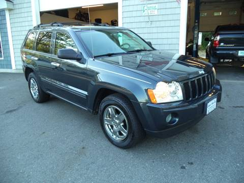 2007 Jeep Grand Cherokee for sale in Kingston, NH