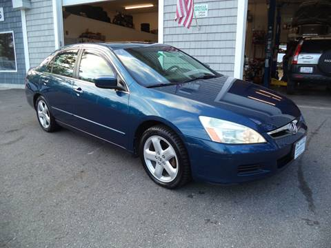 2007 Honda Accord for sale in Kingston, NH