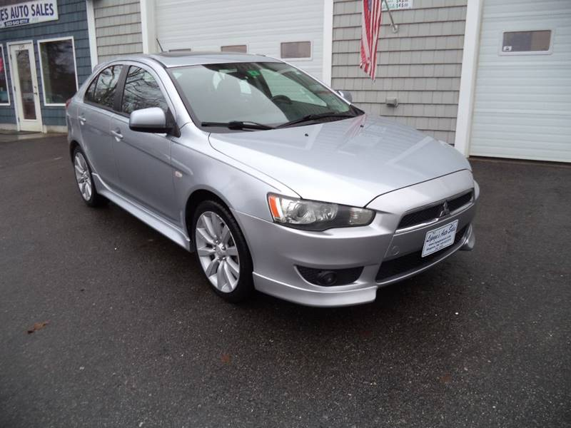 inventory in for wholesale at kingston mitsubishi nh gts sportback auto sale lancer details lepages