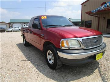 2002 Ford F-150 for sale in Angleton, TX