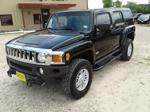 2010 HUMMER H3 for sale in Angleton, TX