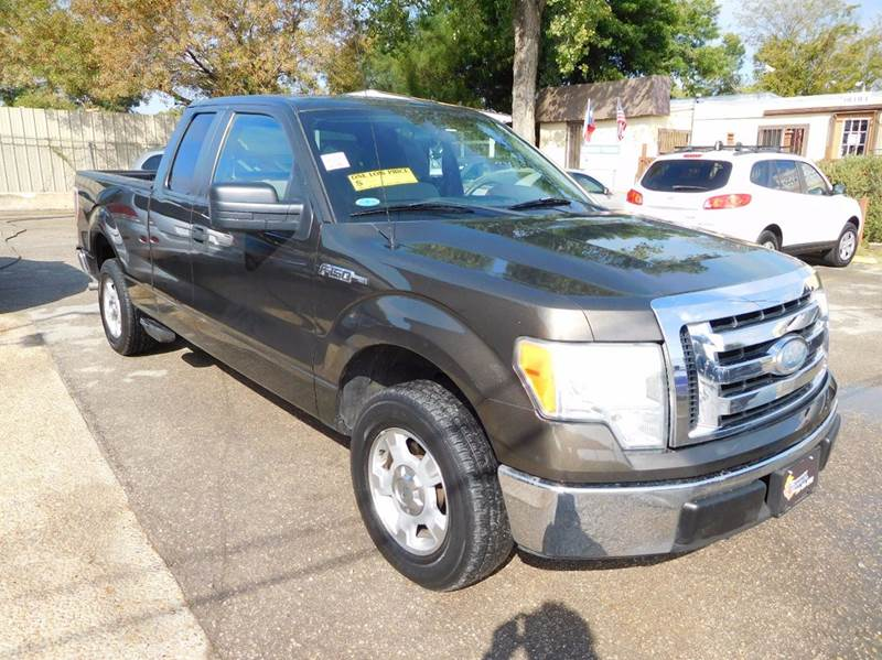 2009 Ford F-150 for sale at Midtown Motor Company in San Antonio TX