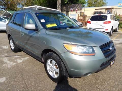 2008 Hyundai Santa Fe for sale at Midtown Motor Company in San Antonio TX