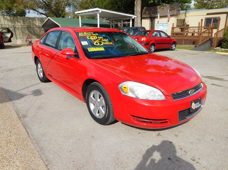 2011 Chevrolet Impala for sale at Midtown Motor Company in San Antonio TX