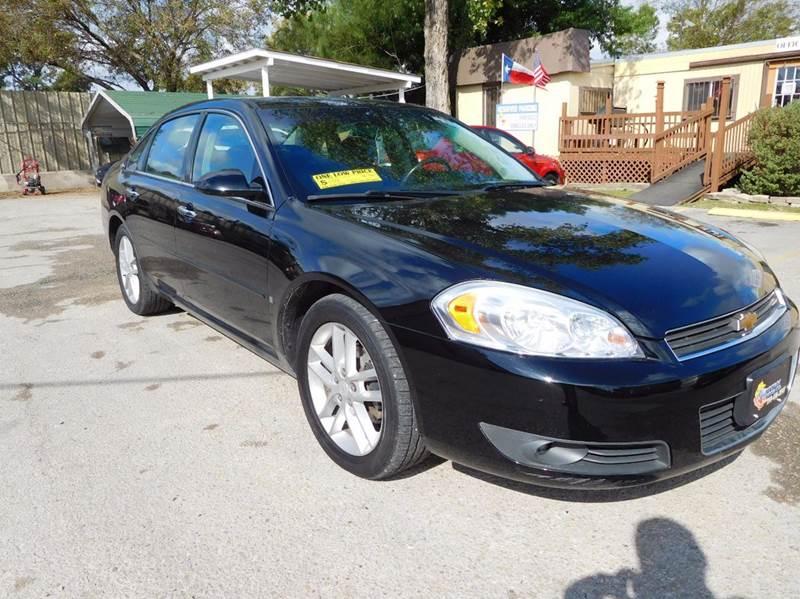 2008 Chevrolet Impala for sale at Midtown Motor Company in San Antonio TX