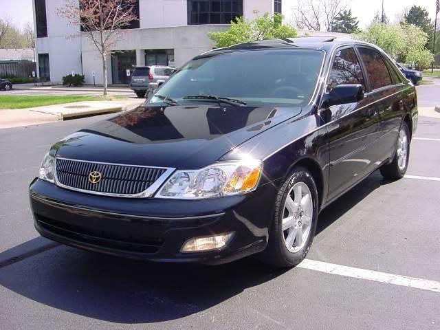 2000 Toyota Avalon XLS 4dr Sedan   Springfield MO