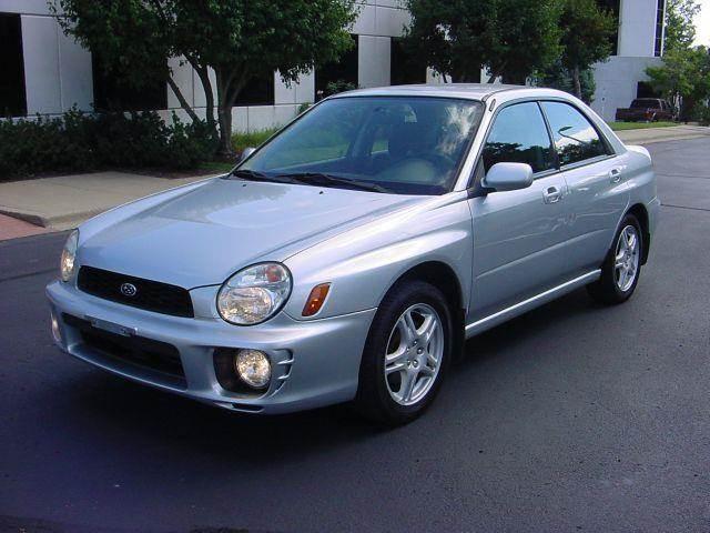 2002 impreza 2.5rs