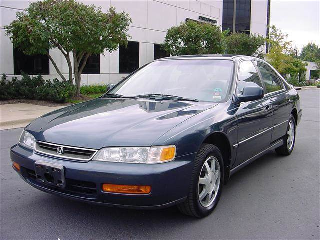 1997 Honda Accord LX 4dr Sedan   Springfield MO