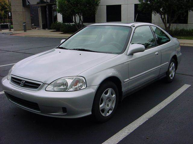 2000 Honda Civic EX 2dr Coupe   Springfield MO