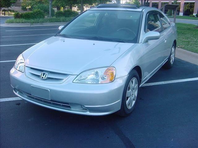 civic 2002 coupe ex