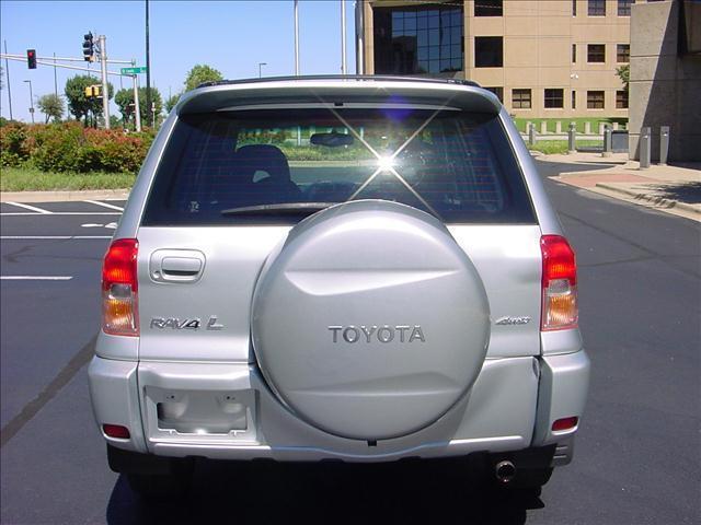2002 Toyota Rav4 L In Springfield Mo Xpressway Motors