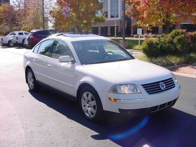 2002 volkswagen passat glx 4 motion in springfield mo for White motor company springfield mo
