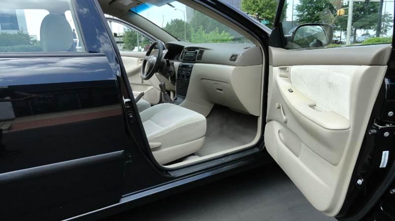 2007 Toyota Corolla CE 4dr Sedan (1.8L I4 5M) - Springfield MO