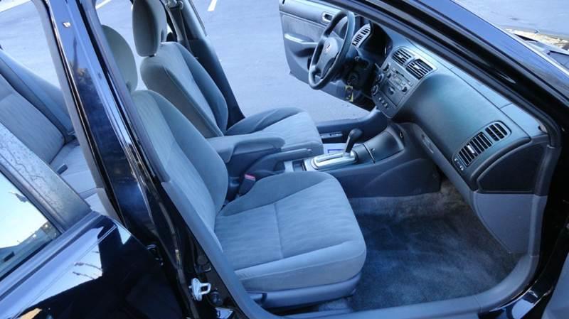 2004 Honda Civic LX 4dr Sedan - Springfield MO