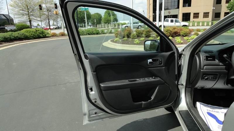 2008 Ford Fusion I4 SE 4dr Sedan - Springfield MO