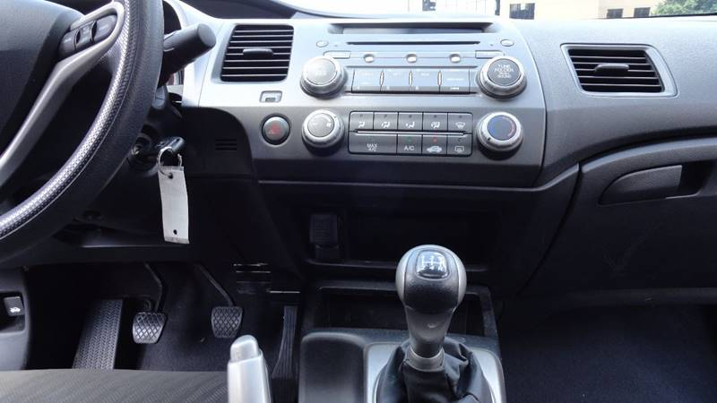 2009 Honda Civic EX 2dr Coupe 5M - Springfield MO