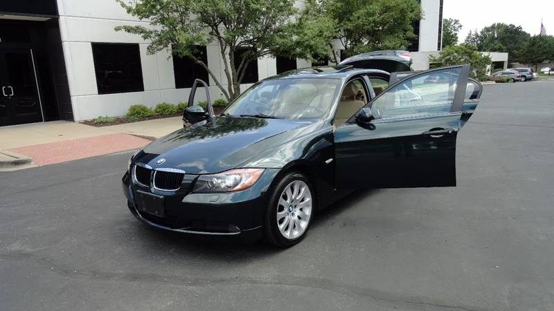 2008 BMW 3 Series AWD 328xi 4dr Sedan - Springfield MO