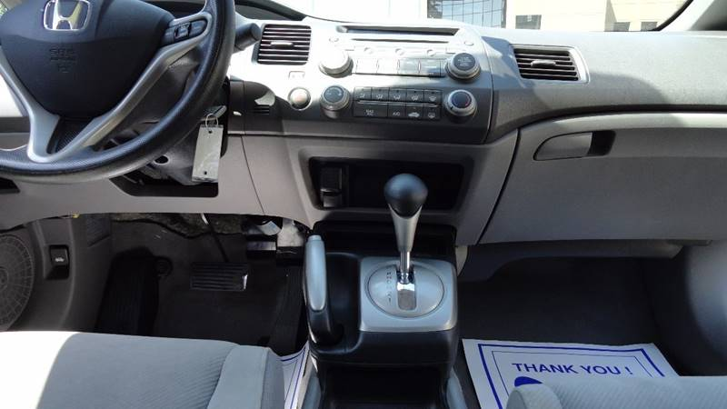 2009 Honda Civic LX 4dr Sedan 5A - Springfield MO