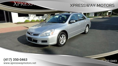 Used honda accord for sale in springfield mo for White motors springfield mo