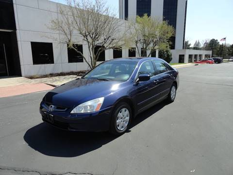 2003 Honda Accord for sale in Springfield, MO