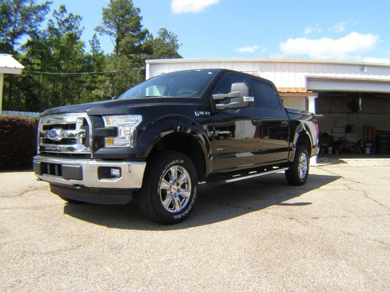 2015 ford f-150 xlt in columbia ms - the auto exchange
