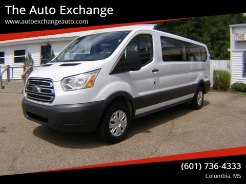 2016 Ford Transit Passenger for sale in Columbia, MS