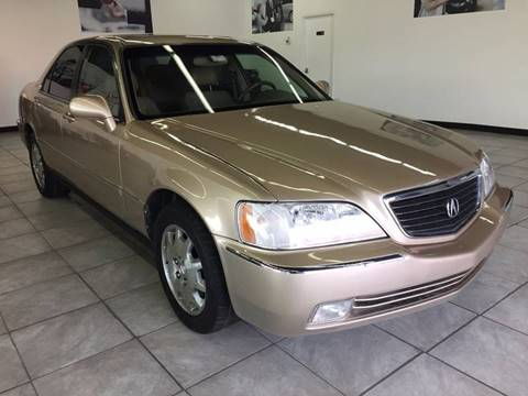 2000 Acura RL for sale in Rancho Cordova, CA