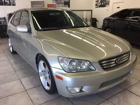 2001 Lexus IS 300 for sale in Rancho Cordova, CA