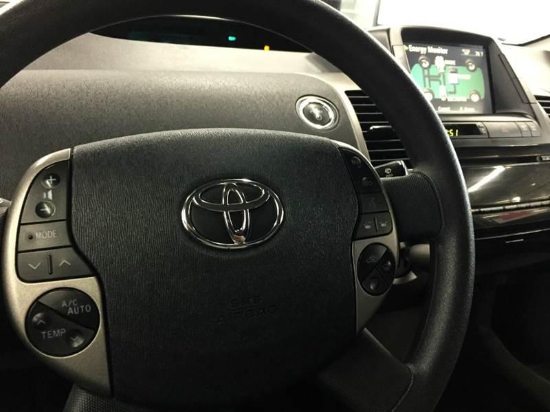 2007 Toyota Prius 4dr Hatchback - Rancho Cordova CA