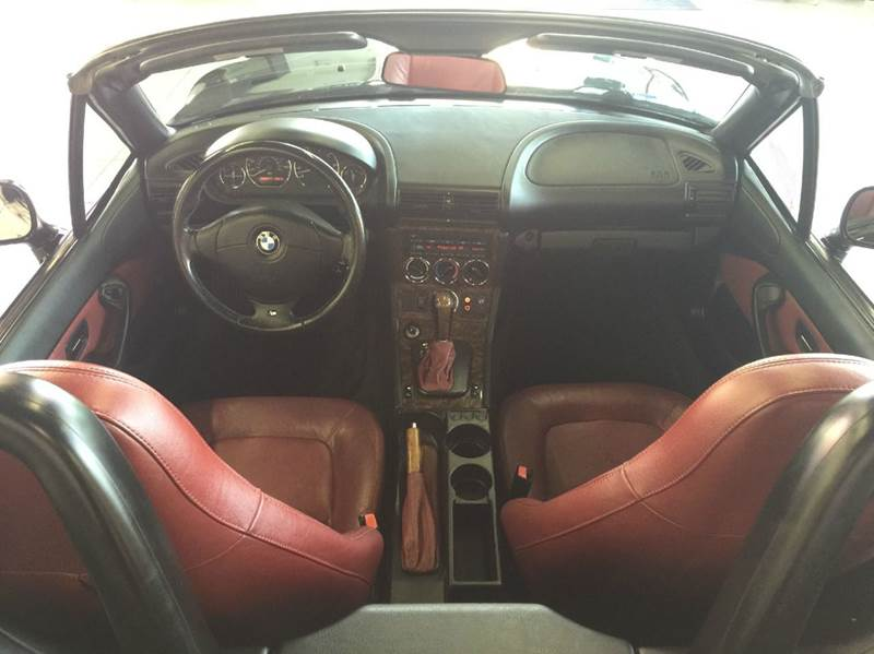 2001 BMW Z3 2.5i 2dr Roadster - Rancho Cordova CA