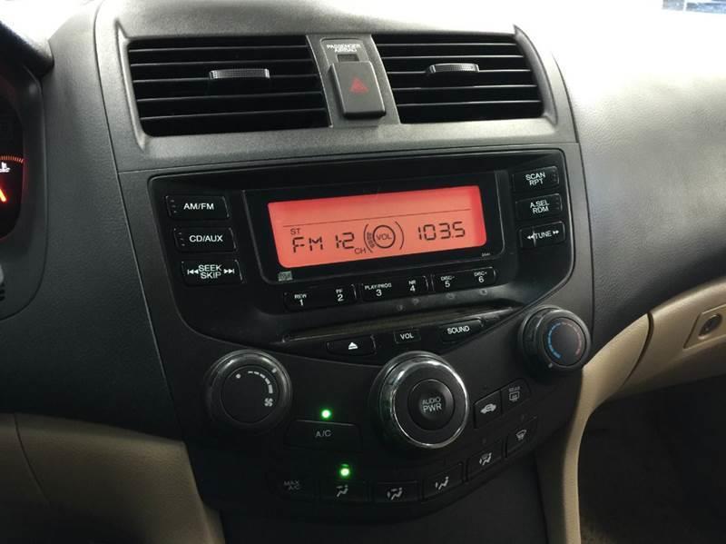 2005 Honda Accord LX Special Edition 2dr Coupe - Rancho Cordova CA