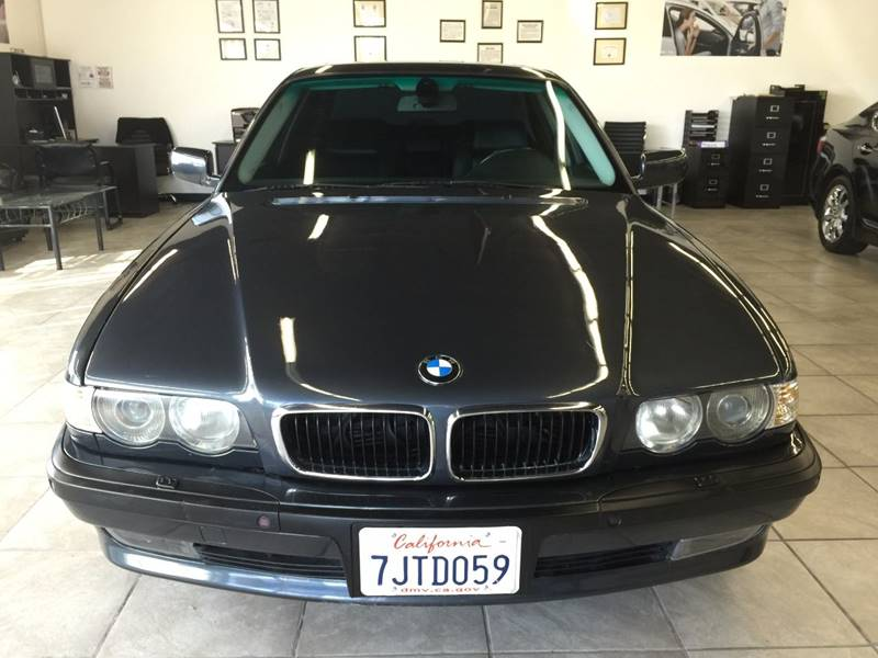 2001 BMW 7 Series 740i 4dr Sedan - Rancho Cordova CA