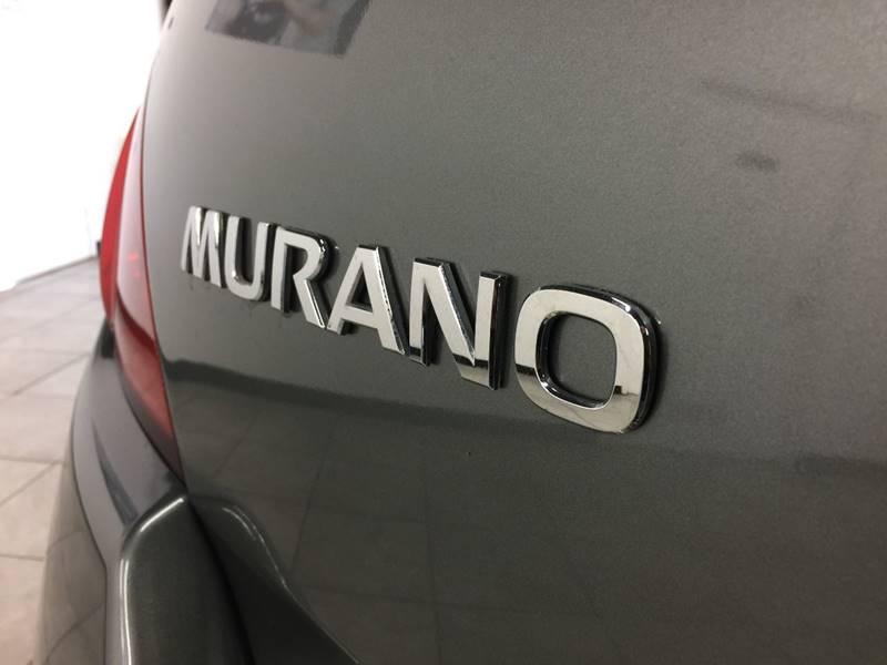 2006 Nissan Murano SL 4dr SUV - Rancho Cordova CA