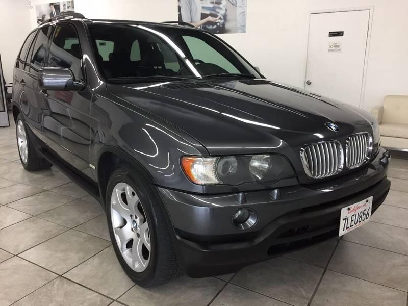 2003 BMW X5 AWD 4.4i 4dr SUV - Rancho Cordova CA