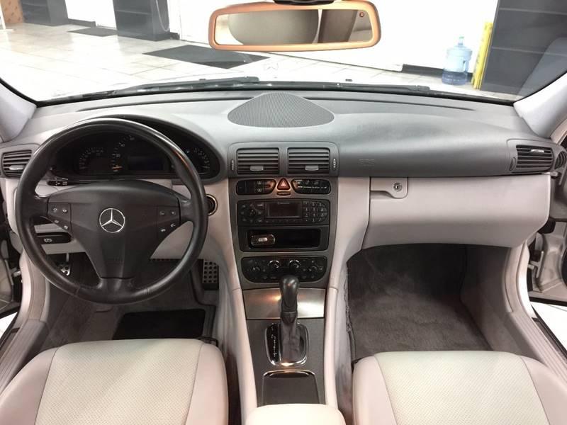 2004 Mercedes-Benz C-Class C 230 Kompressor 4dr Sedan - Rancho Cordova CA