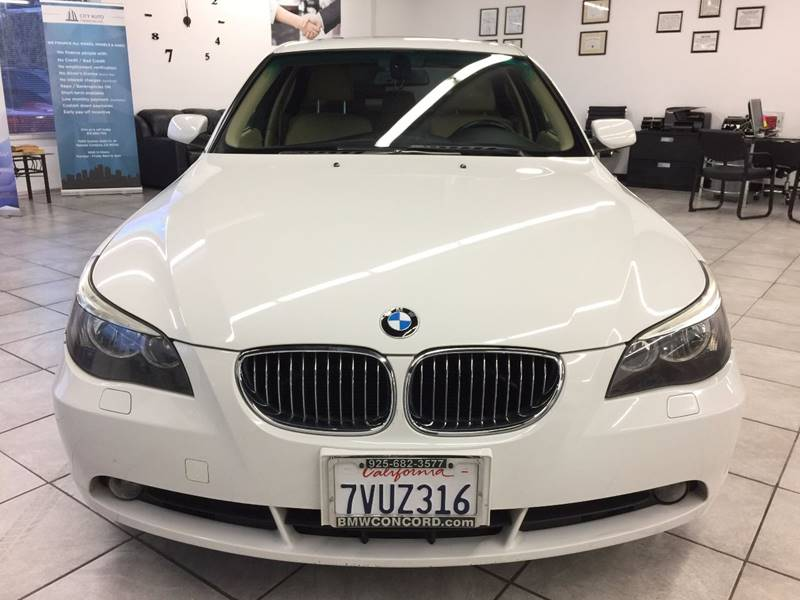 2006 BMW 5 Series 525i 4dr Sedan - Rancho Cordova CA