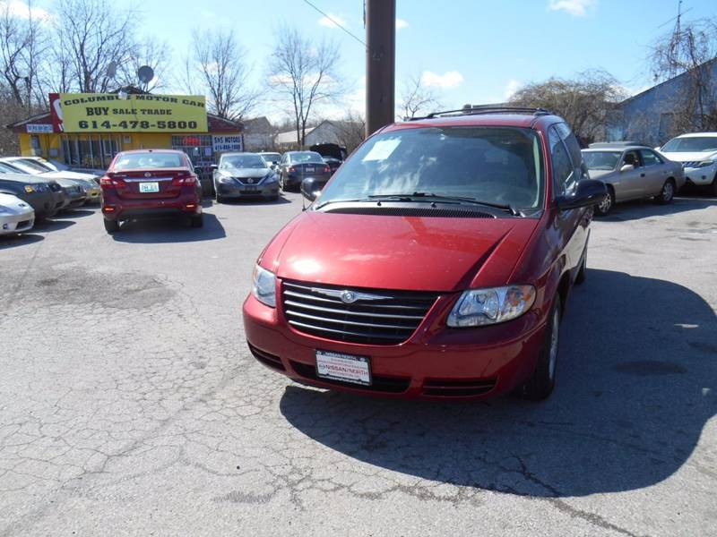 2006 Chrysler Town and Country 4dr Mini-Van - Columbus OH