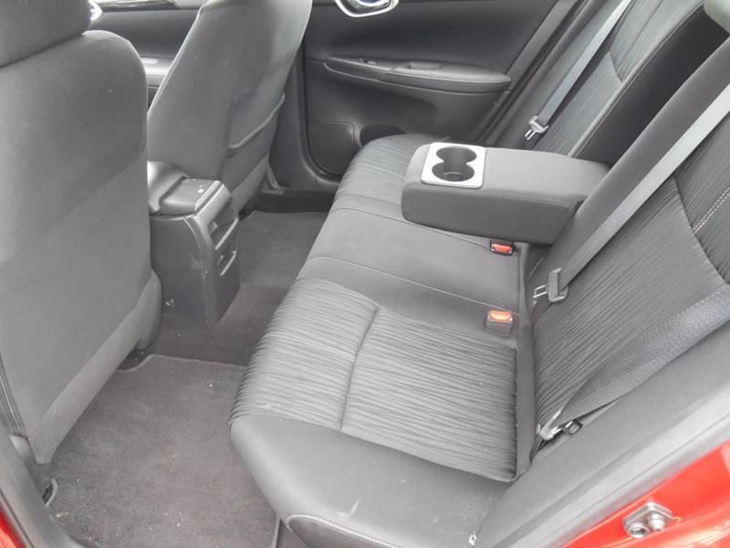 2016 Nissan Sentra SV 4dr Sedan - Columbus OH