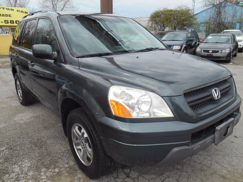 2003 Honda Pilot 4dr EX-L 4WD SUV w/ Leather - Columbus OH