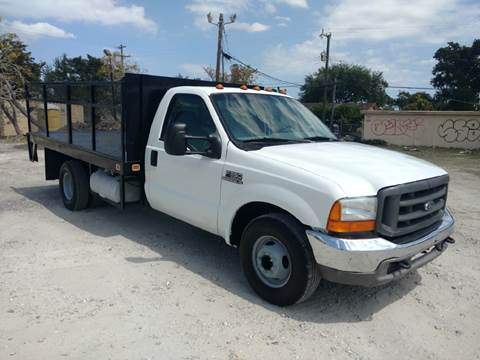 2001 Ford F-350 Super Duty for sale in Hollywood, FL