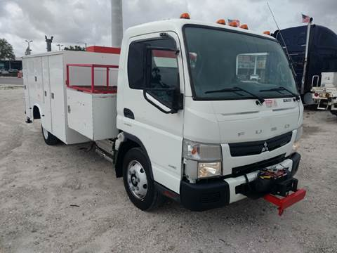 2012 Mitsubishi Fuso for sale in Hollywood, FL