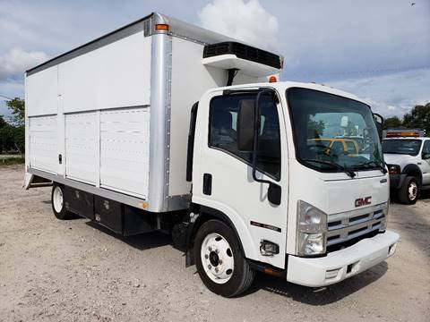 2008 GMC W4500 for sale in Hollywood, FL