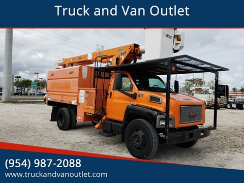 2008 GMC C7500 for sale in Hollywood, FL