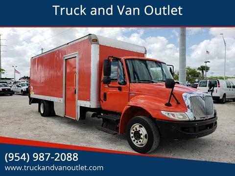 2012 International DuraStar 4300 for sale in Hollywood, FL
