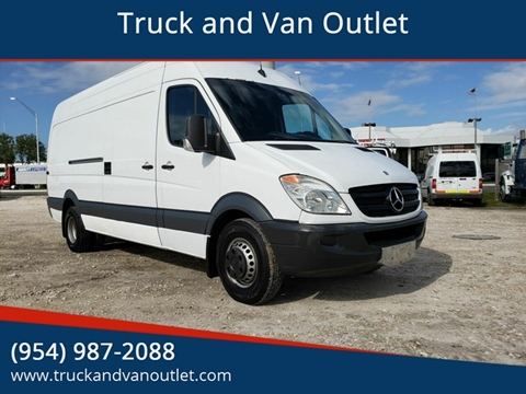 Used 2012 Mercedes Benz Sprinter Cargo For Sale In Natick Ma