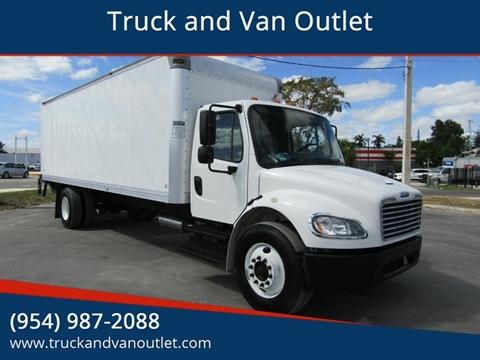 2016 Freightliner M2 106 for sale in Hollywood, FL
