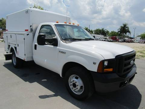 2007 Ford F-350 Super Duty for sale in Hollywood, FL